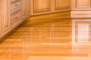 Hardwood Floors · High Gloss Floor Finish